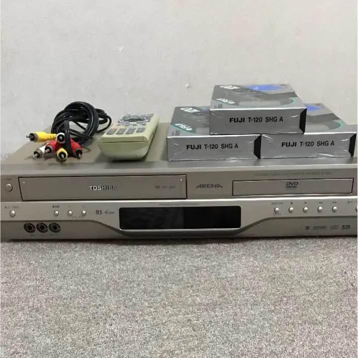 メルカリ - 東芝VHS一体型DVDビ...