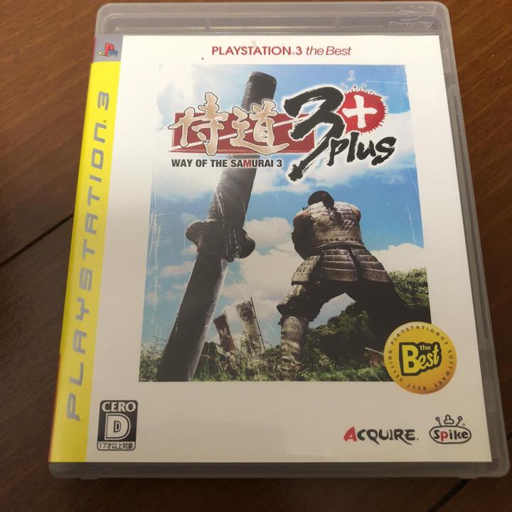メルカリ 侍道3 plus playstation 3 the best スパイク チュ 家庭