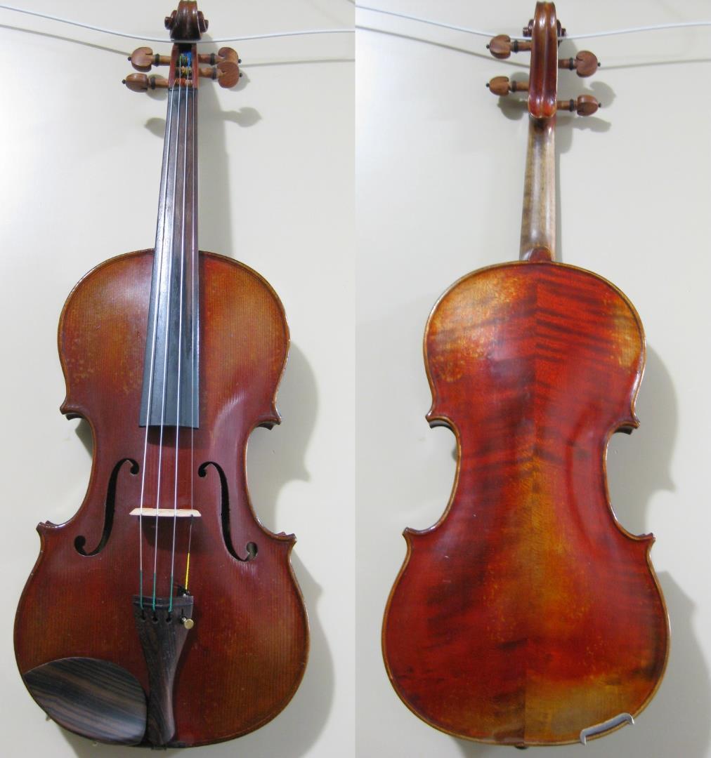 メルカリ 1920 1930年作 カールヘフナー オールドヴァイオリン 4 4