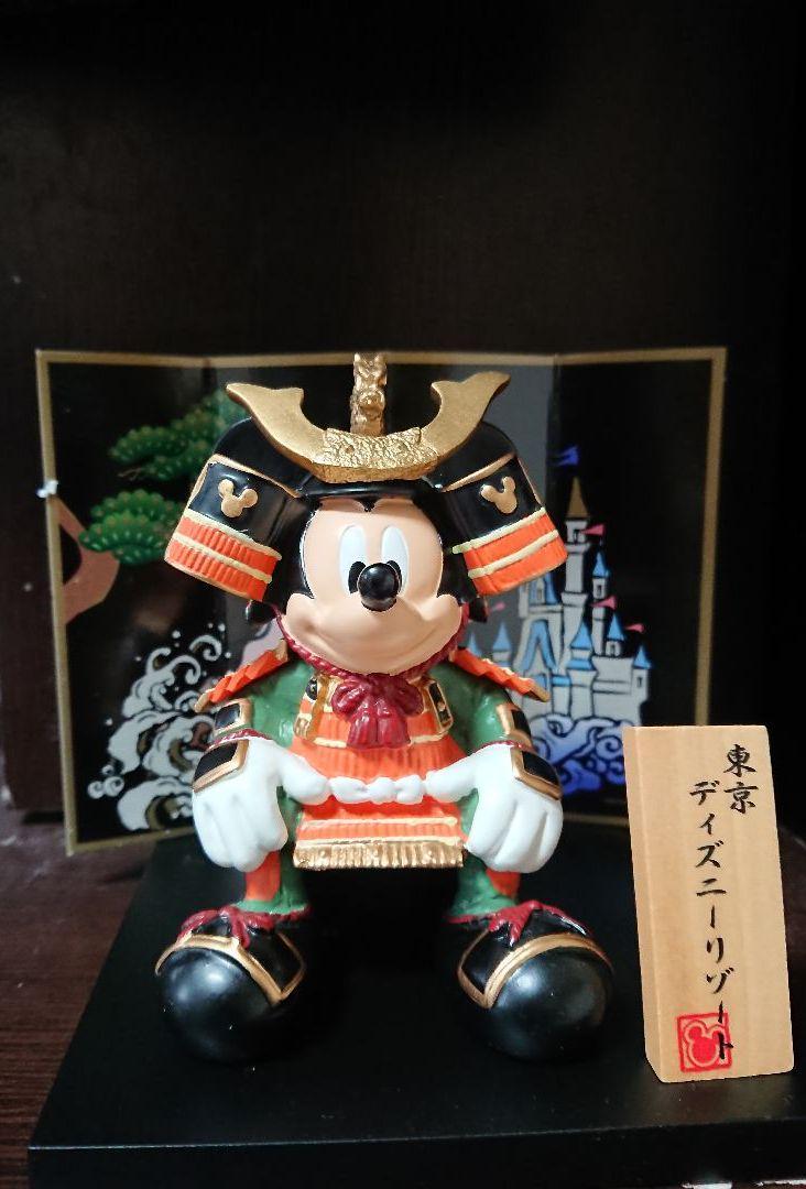 メルカリ - 価格【中古】ミッキーマウスの五月人形 tdr限定