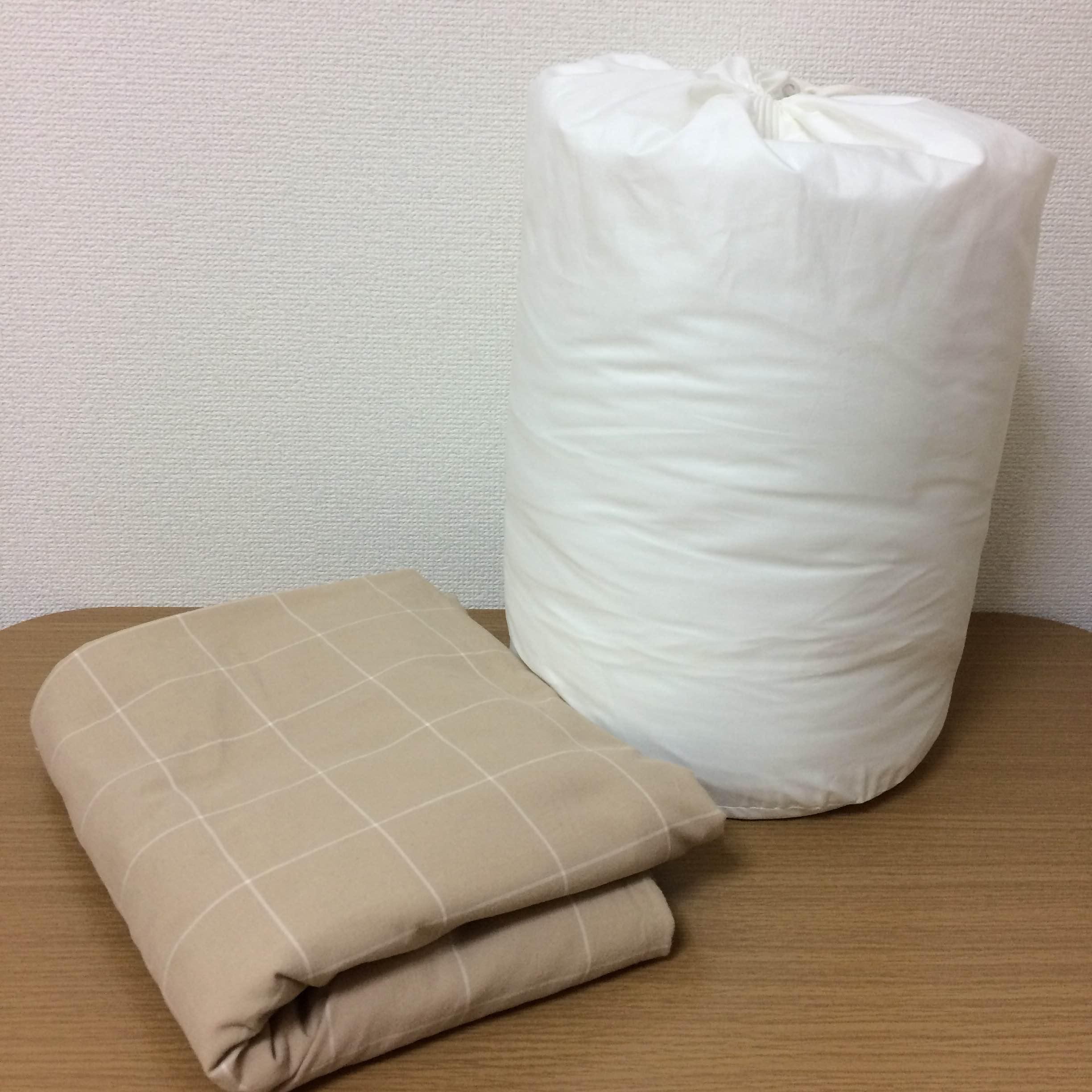 無印良品 こたつ布団 カバー セット