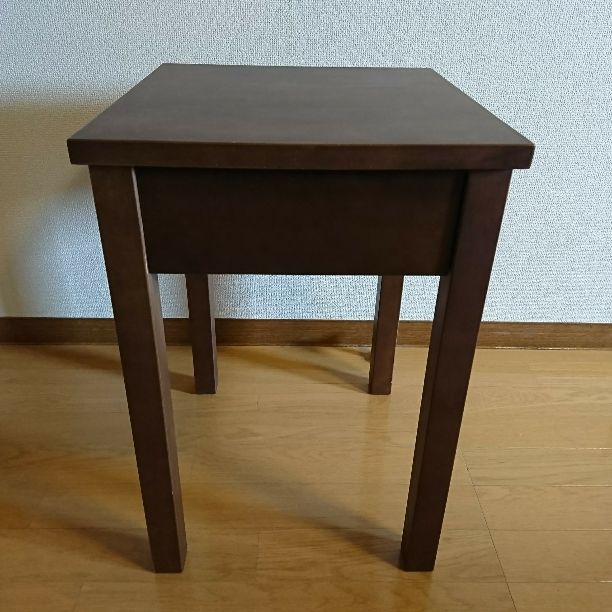 無印良品 サイドテーブル MUJI スツール