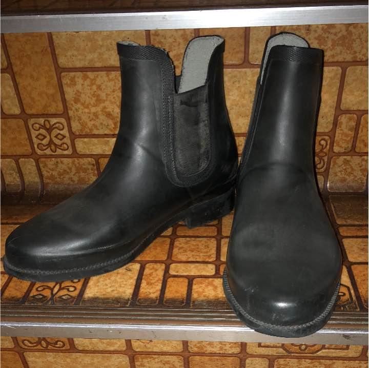 無印良品 キッズ 長靴 14〜15