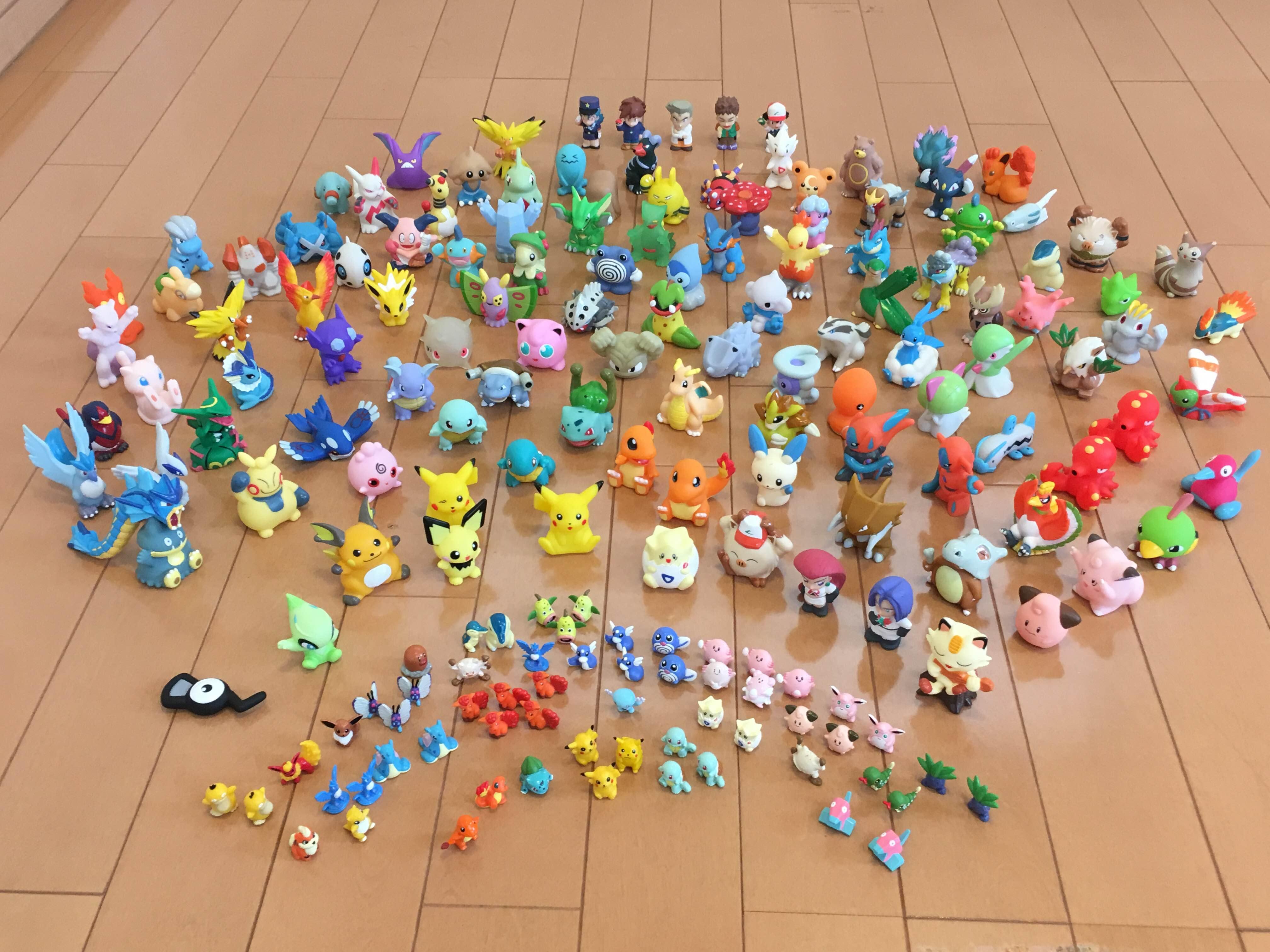 メルカリ - ポケモンおもちゃ詰め合わせ 【おもちゃ/人形】 (¥1,000