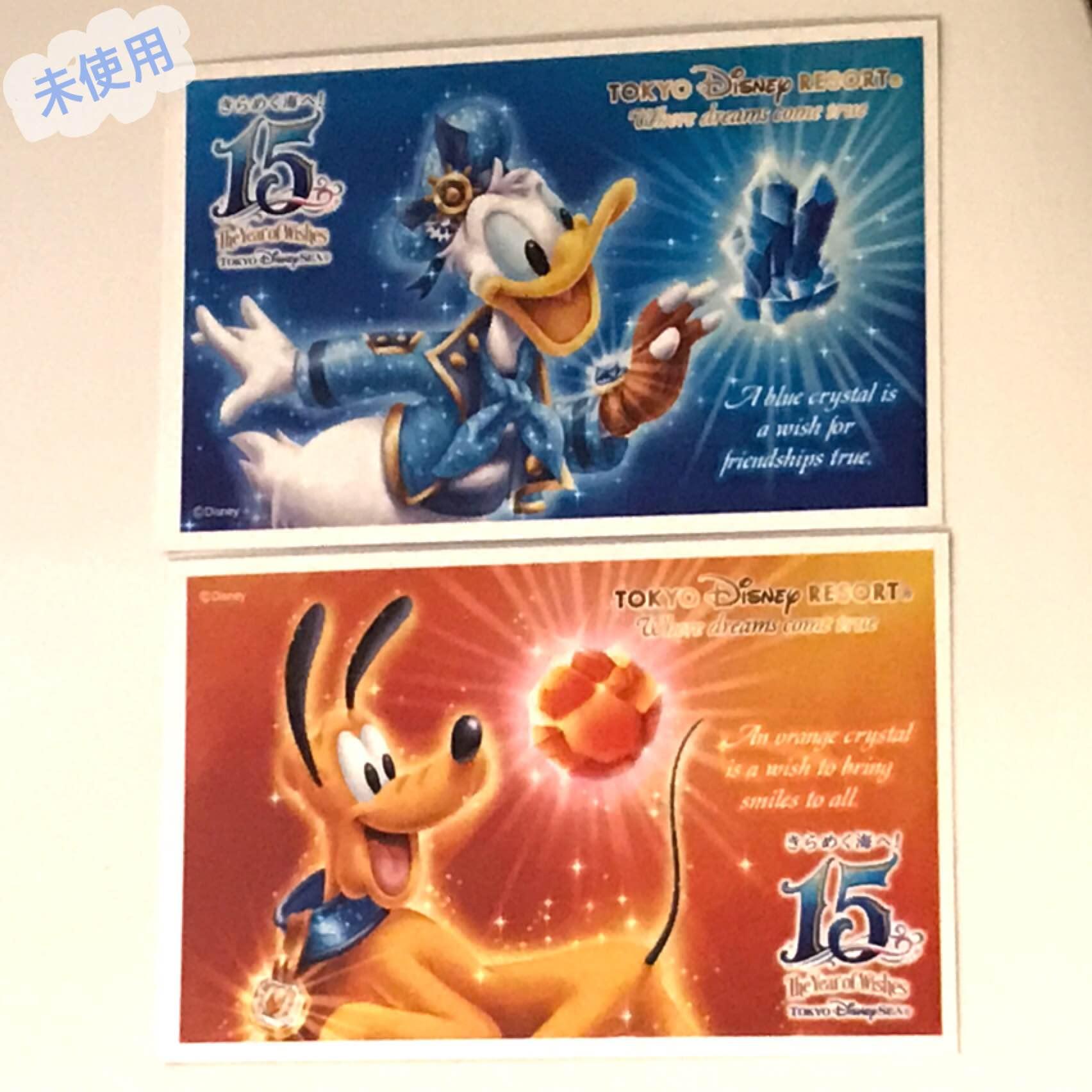 メルカリ - 15周年記念 ペア ディズニーチケット 【遊園地/テーマ