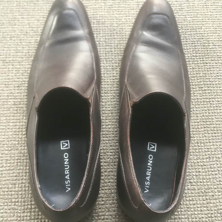 ツヨポンさん専用 VISARUNO ビサルノ 靴「値下げ」