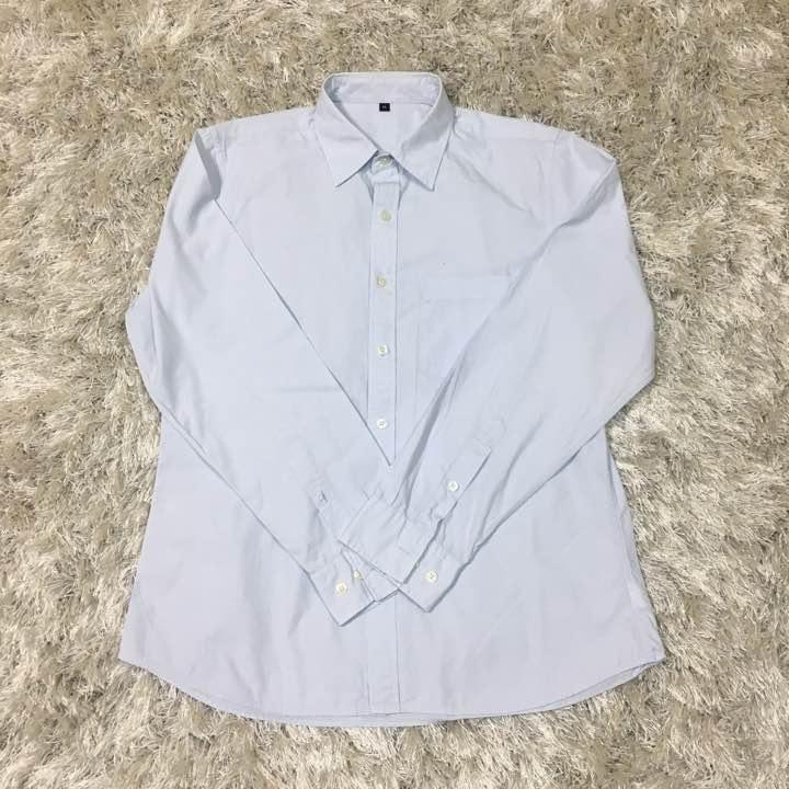 無印 カッターシャツ