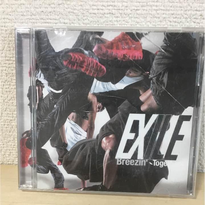 メルカリ - CD EXILE Breezin' ...