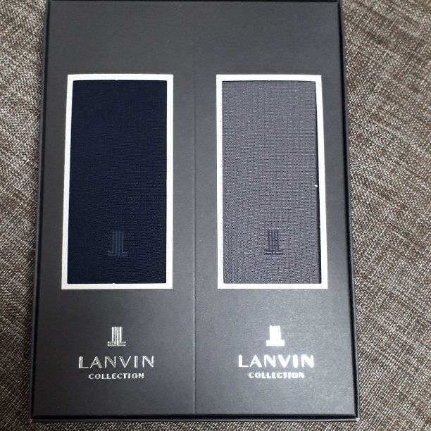 1/31迄の価格です\u203c【LANVIN】靴下セット