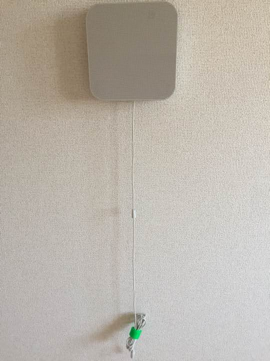 良品計画 壁掛式Bluetoothスピーカー MJBTS-1 無印良品 2015年製_1