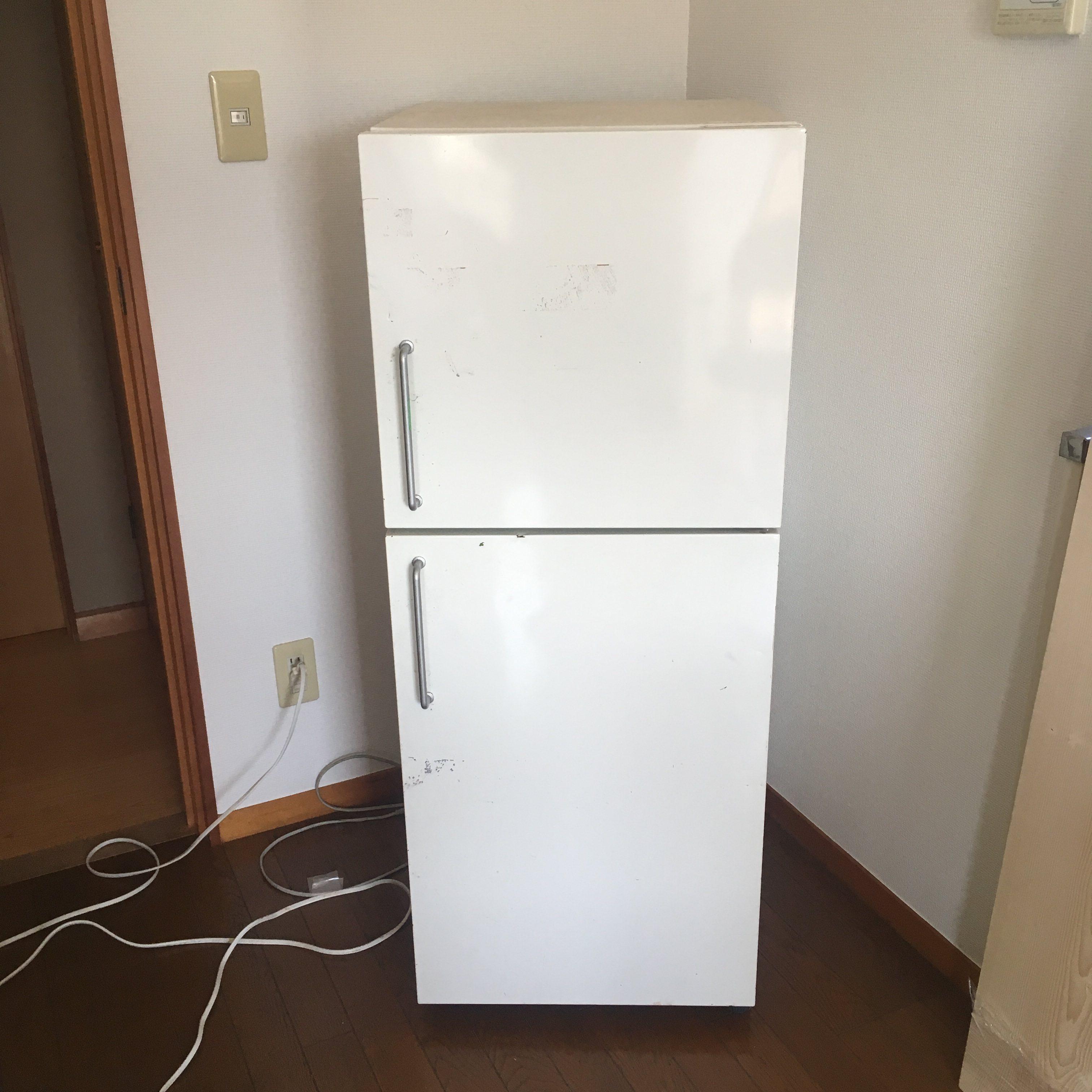 無印良品冷蔵庫/137L