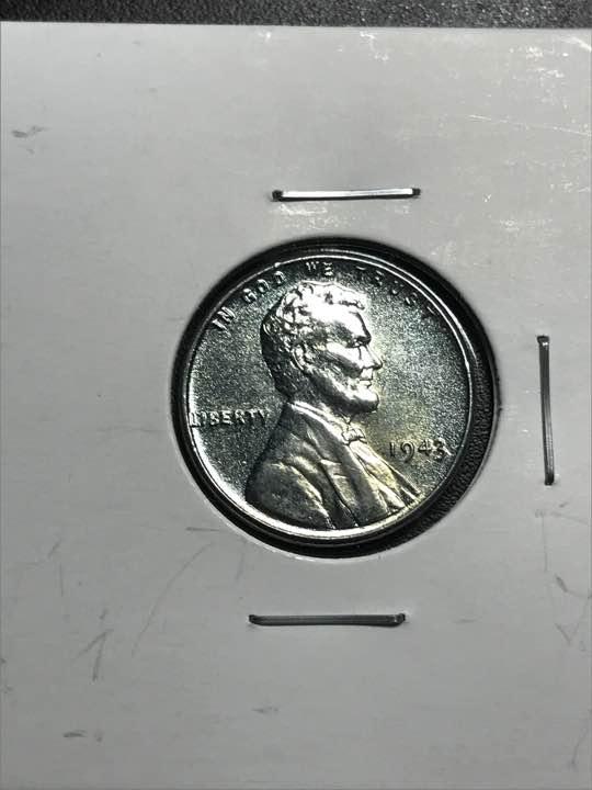 メルカリ - アメリカ 1セント鉄...