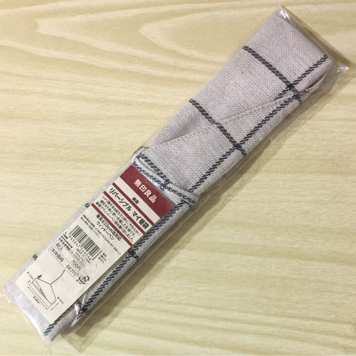 マイ箸袋 無印良品