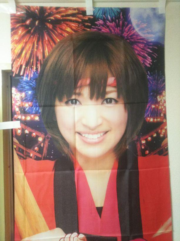 髪のアクセサリーが素敵な田中涼子さん