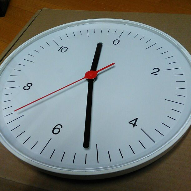 【ももんが様専用】ジャスパーモリソンデザイン 無印良品 MUJI 掛け時計