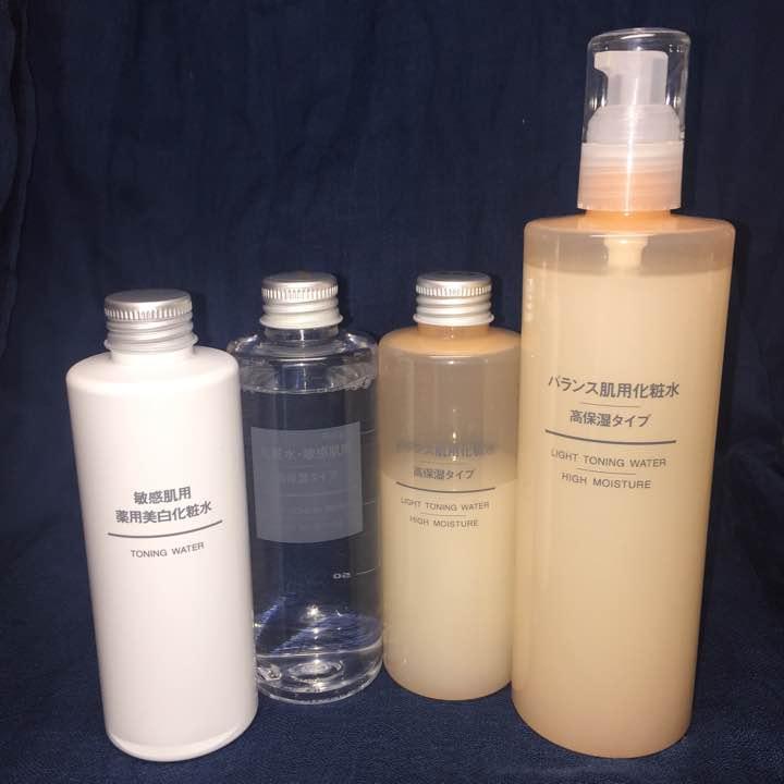 無印良品 高保湿 化粧水