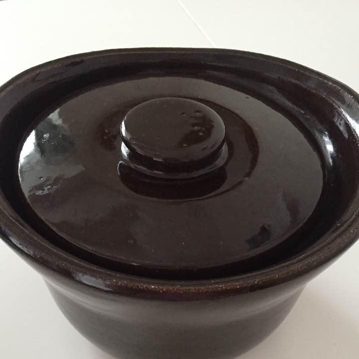 無印良品 伊賀焼 土鍋おこげ 3合炊き
