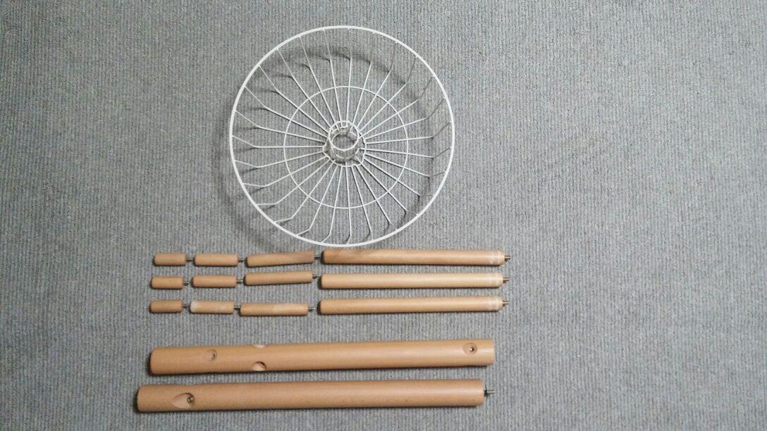 無印良品 MUJI ハンガーラック 木製