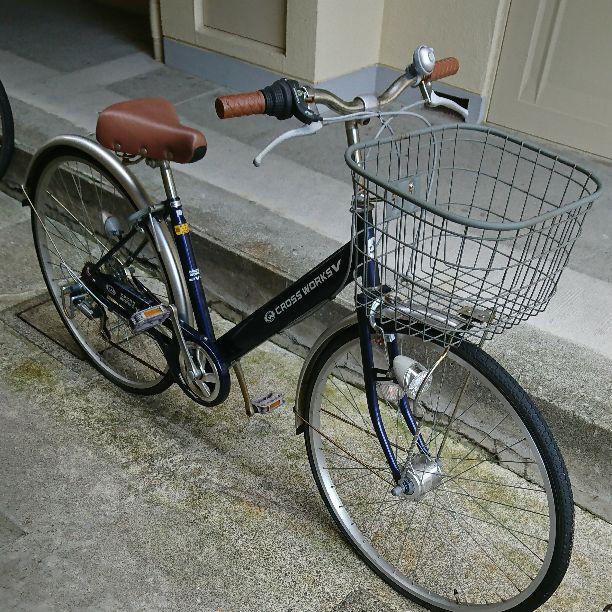 メルカリ   自転車 西友ブランドクロスワークス cross works 【自転車
