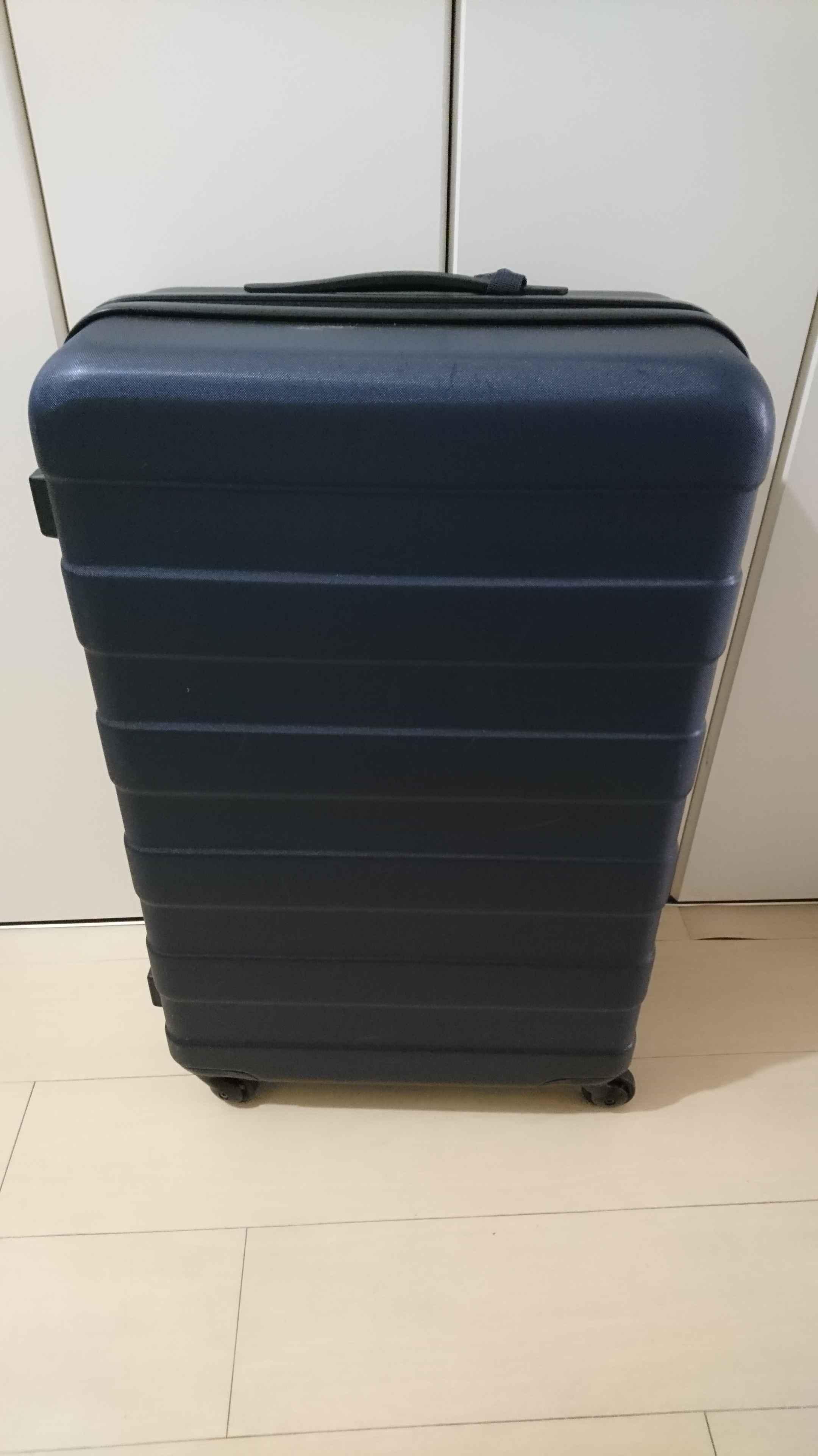無印良品 MUJI スーツケース・キャリーバッグ メンズ サイズ表記無 キャリーケース 中古 ブランド ...