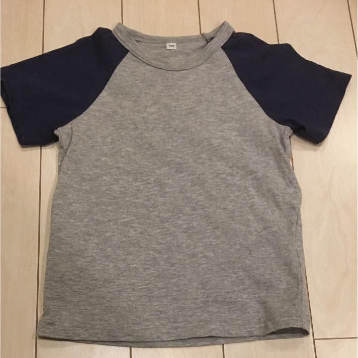 無印良品 キッズTシャツ 100センチ