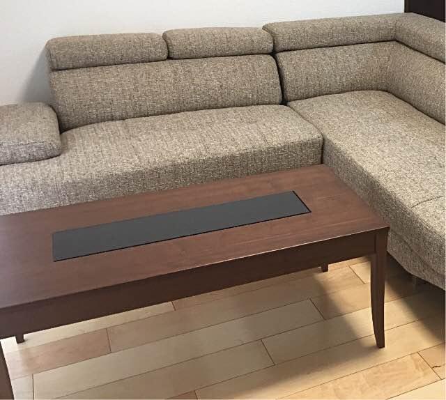 メルカリ htl japan センターテーブル リビングテーブル 未使用品