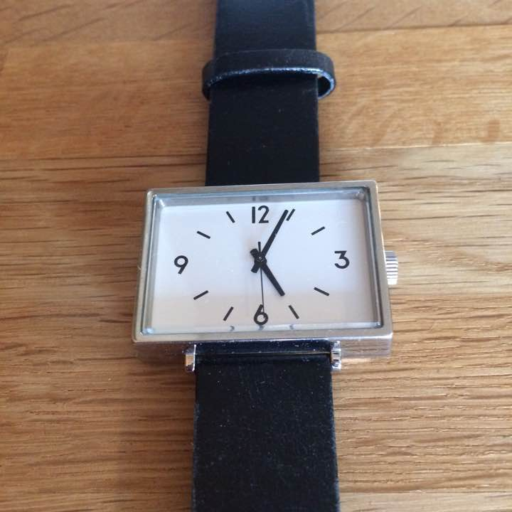 無印良品の時計