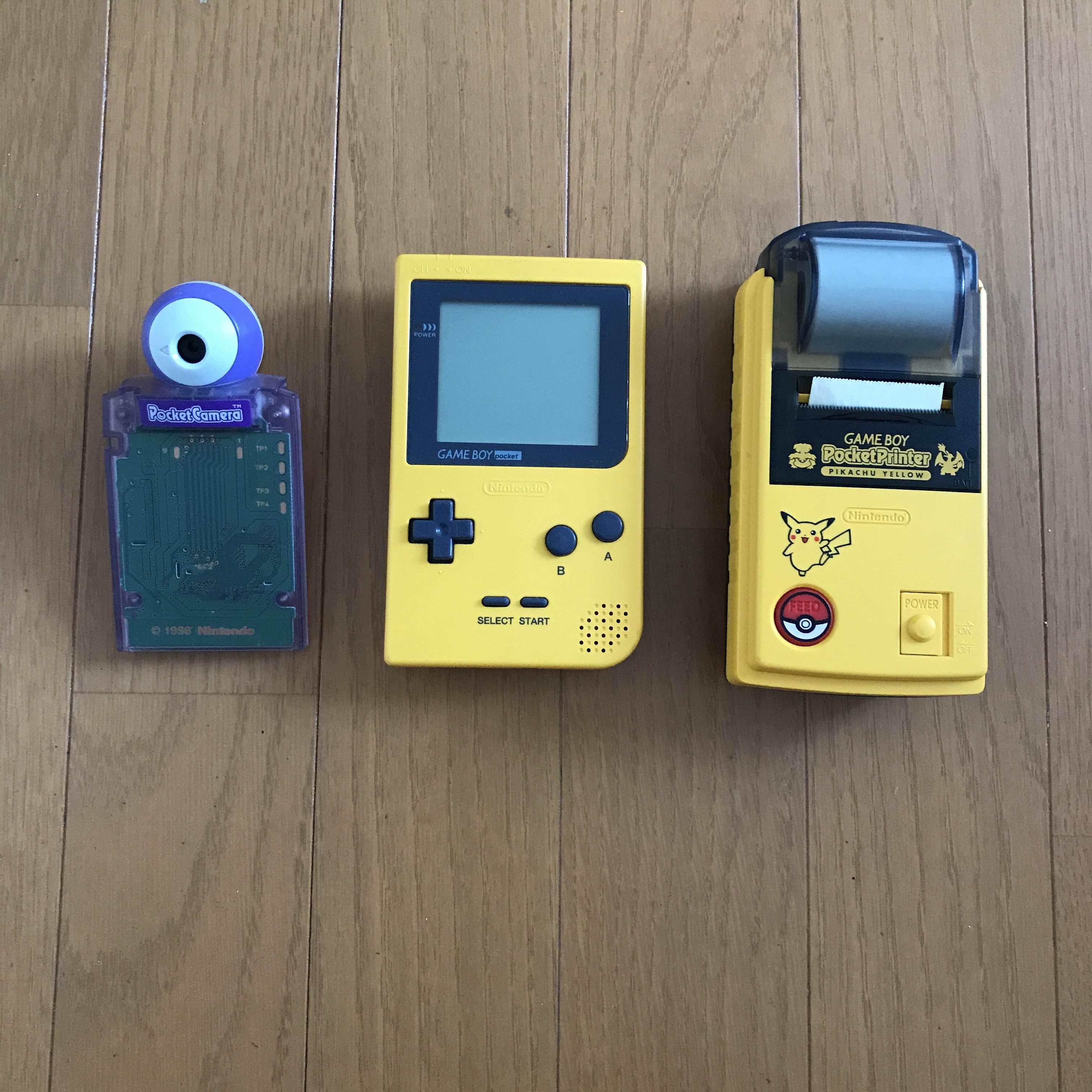 メルカリ - ポケモン ゲームボーイポケット ポケットプリンター 【携帯