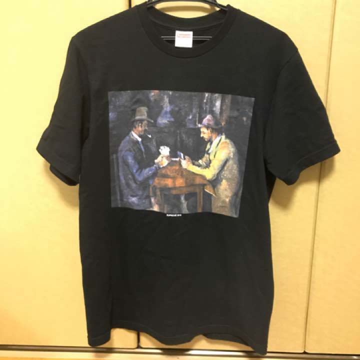 メルカリ supreme catd tシャツ s tシャツ カットソー 半袖 袖なし