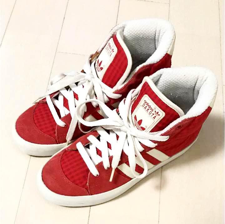 adidas スニーカー23.5