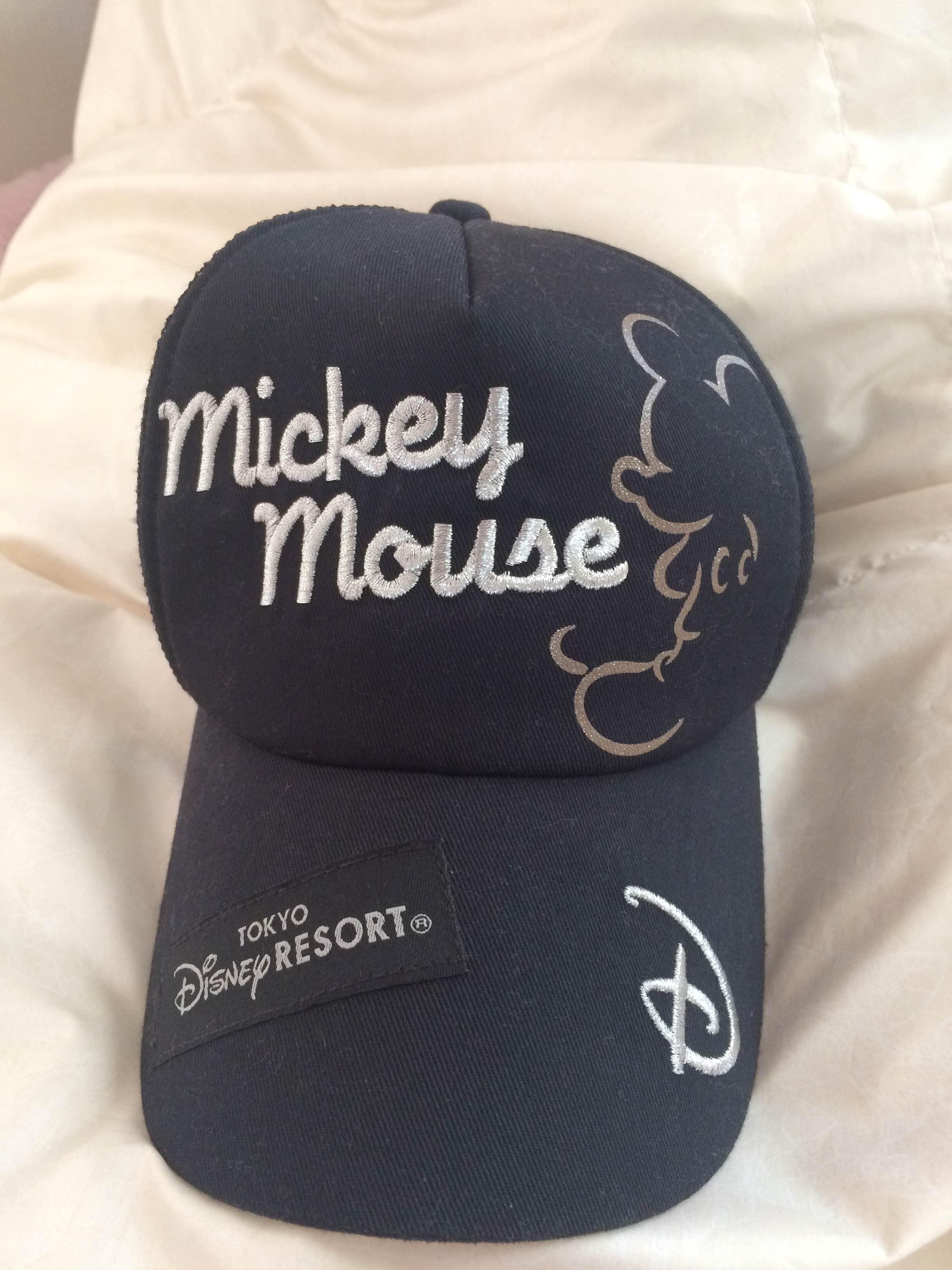 メルカリ - 【ディズニー公式グッズ】ミッキー帽子 【キャップ