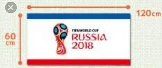 メルカリ 2018 fifa world cup russia タオル 記念グッズ 1 350