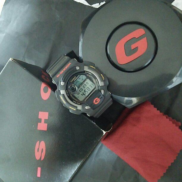 G-SHOCK DW-8600 FISHERMAN 付属品有 ジーショック