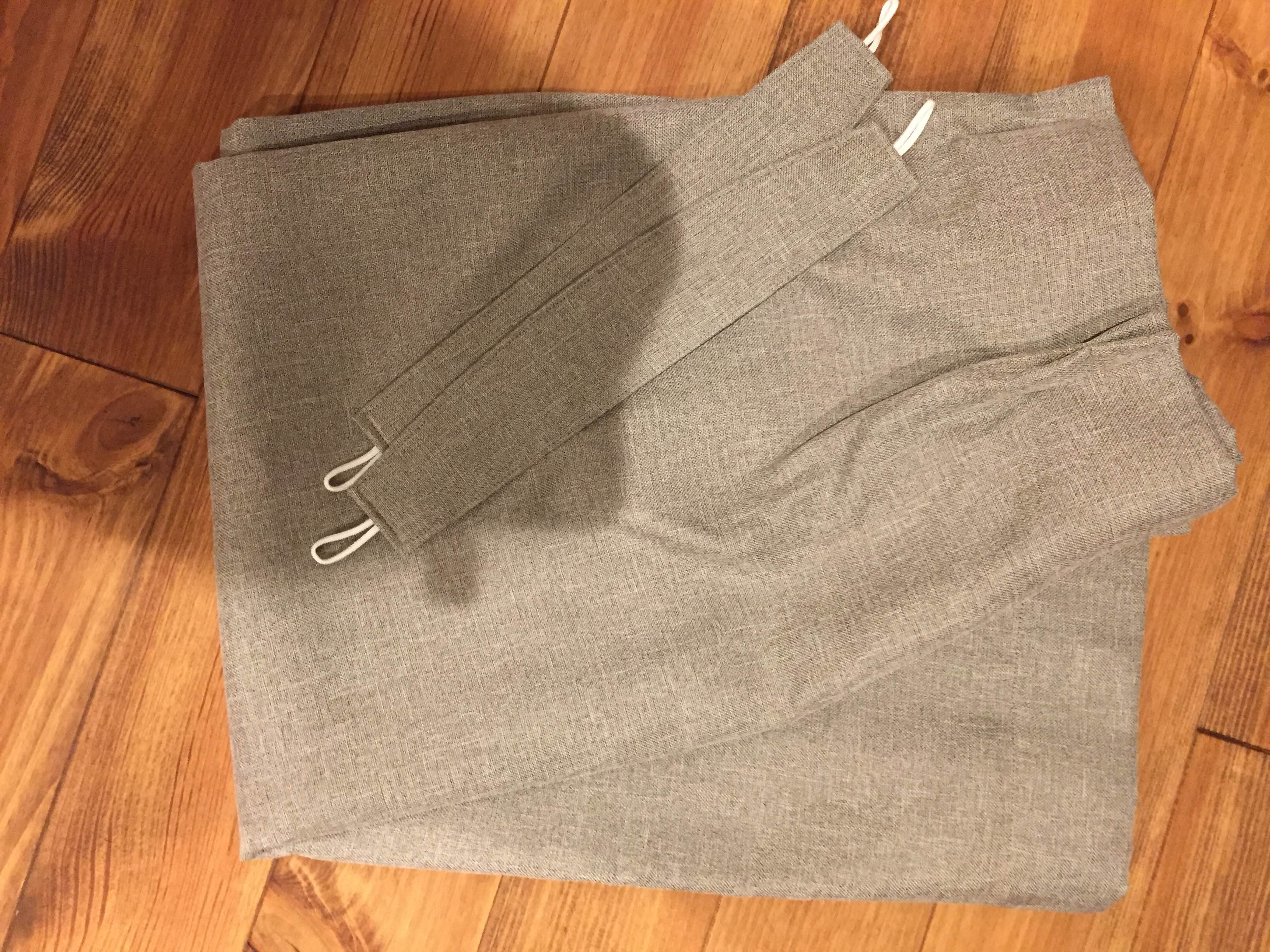 MUJI (無印良品)(ムジルシリョウヒン)の無印オーダープリーツカーテン