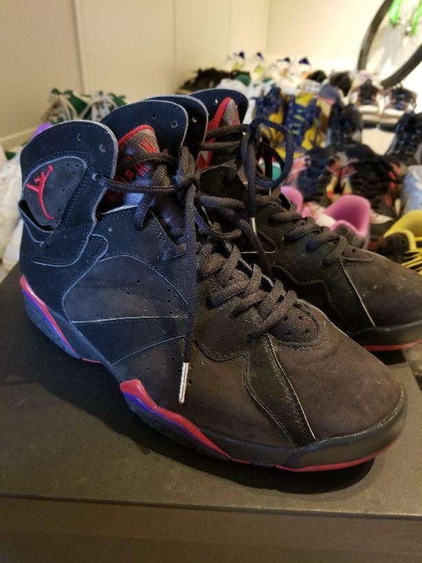 【K様専用】Nike air jordan 7 retro bulls 名作