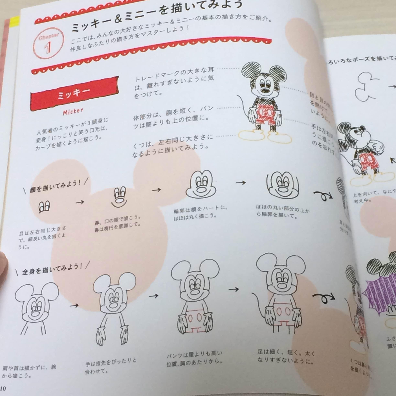 メルカリ - ディズニーボールペンイラスト2 【趣味/スポーツ/実用