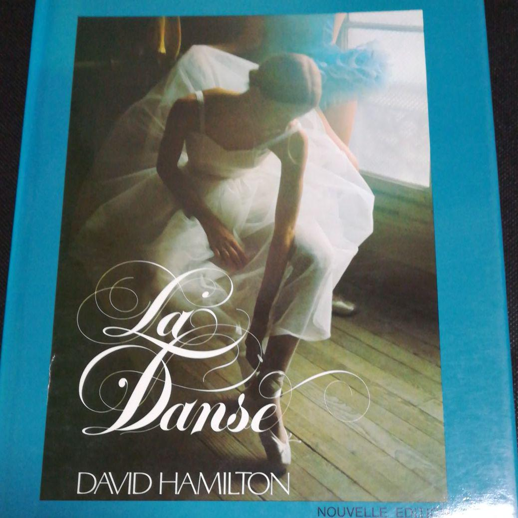 David-Hamilton-Photo-Book-La-Dance-Laffont-Vintage-Very-Rare-Free-Shipping-A7