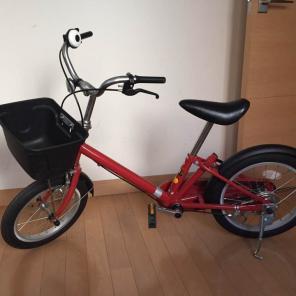 子供 自転車 16インチ 無印良品