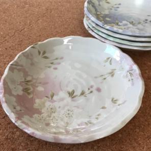 パスタ カレー皿 5枚セット 和食器 陶器 無印良品 IKEA