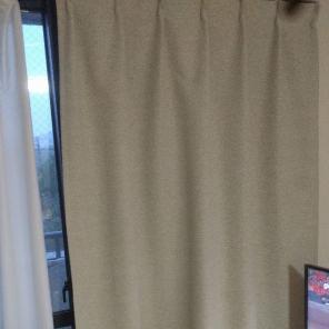 無印良品オーダーカーテン