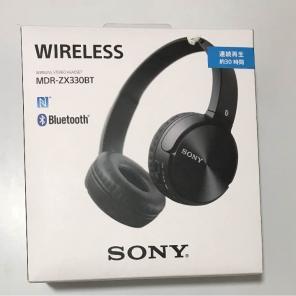 ブルートゥースヘッドホン MDR-ZX330BT ソニー 【送料無料】 [Bluetooth] [MDRZX330BT]
