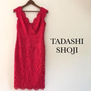 51f166f9115b7 Tadashi Shoji タダシショウジ レース ワンピース 美品