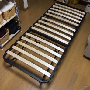 イケアの簡易ベッド/折りたたみベッド通販   メルカリのIKEA