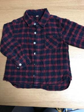 MUJI (無印良品)(ムジルシリョウヒン)の無印 90 チェックシャツ