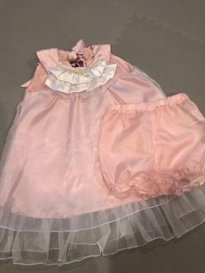 bd53f2e3aaee5 ☆Shiho様専用☆ドレス サイズ80 赤ちゃん本舗 Aライン