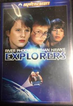 エクスプロラーズ [DVD]商品一覧...