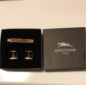 35960fdddbea メルカリ - ロンシャン タイタック ネクタイピン Longchamp 【ロンシャン ...