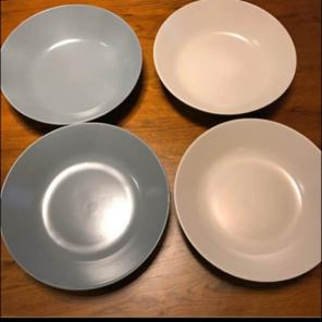 IKEA 食器 大皿 大 4枚セット イケア ニトリ 無印良品 カレー皿