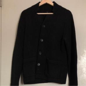 【最終価格】無印良品 ウールジャケット サイズM