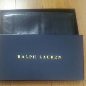RALPH LAUREN 長財布 ラルフローレン